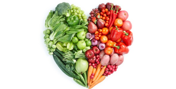 fruit and vegies beat bad heart genes empower total health